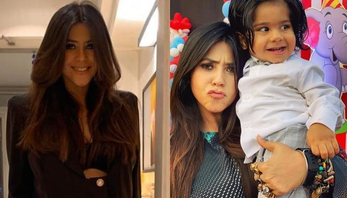 Ekta Kapoor Shares Her Thought On Motherhood And Balancing Work-Life Post The Birth Of Her Son