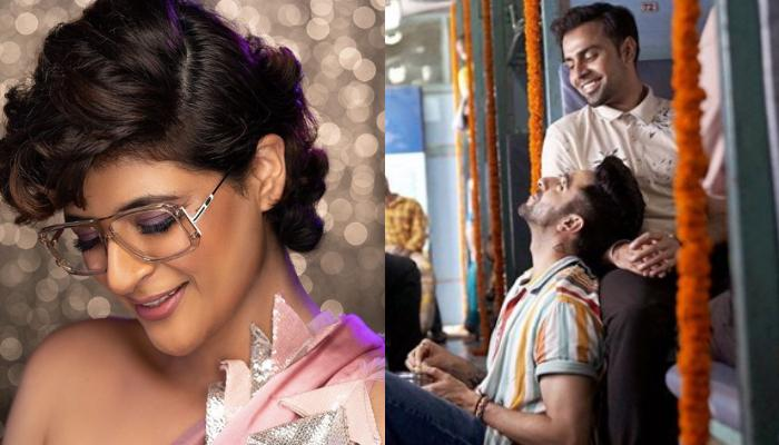 Ayushmann Khurrana's Wife, Tahira Kashyap Talks About Her Hubby's Kissing Scene In His Upcoming Film