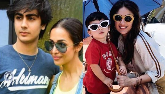 Taimur Ali Khan Adorably Looks At Arhaan Khan, Malaika Arora Shares A Cute Picture Of 'Khan Boys'