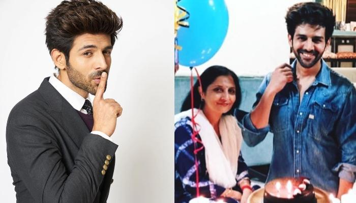 Kartik Aaryan Is Missing His Mother As He Got Injured Before Leaving For Shoot, Shares A Sweet Note