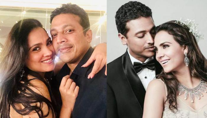 Mahesh Bhupati And Lara Bhupati Wish Each Other On Their 9th Wedding Anniversary In Paw-Fect Style