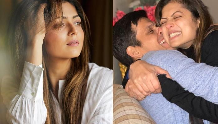 Drashti Dhami Shares A Liplock Picture With Husband, Neeraj Khemka On Their Fifth Anniversary