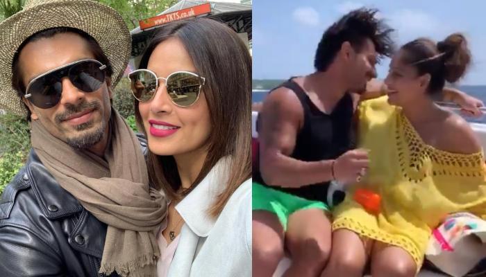 Bipasha Basu Raising Temperature With Hubby, Karan Singh Grover In Maldives Ahead Of His Birthday
