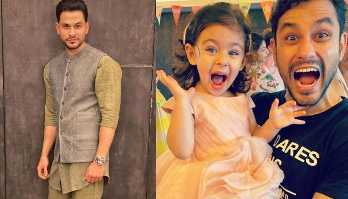 Kunal Kemmu Lifts His Little Daughter, Inaaya In His Arms And Her Wide Smile Will Melt Your Heart