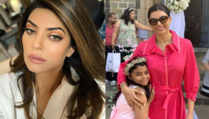 Sushmita Sen Appreciates Her Daughter, Alisah Sen For Her Pronunciation In This Unmissable Video