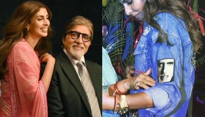 Amitabh Bachchan Cannot Believe His Daughter, Shweta Bachchan Has Grown Up Into A Beautiful Woman