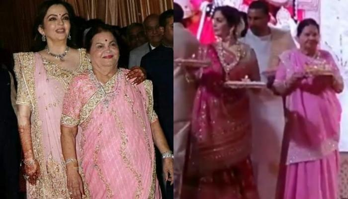 Ambani Family Celebrates Shrimati Kokilaben Ambani's Birthday With A Shrimad Bhagwad Saptah
