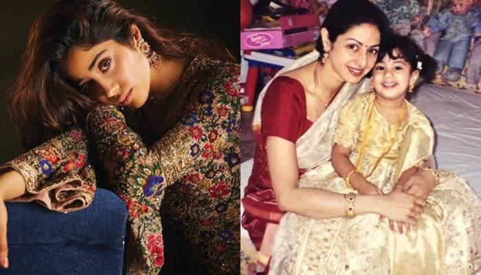 Janhvi Kapoor Shares An Unseen Picture Of Her Late Mother, Sridevi On Her 2nd Death Anniversary