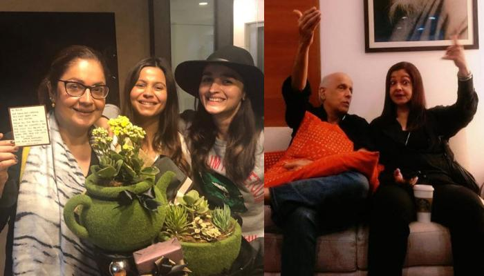 Mahesh Bhatt's Heartfelt Wish On Daughter, Pooja Bhatt's Birthday Is Pure Father-Daughter Goals
