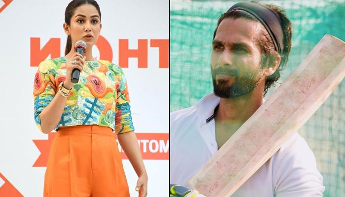 Mira Kapoor Reacts To Rumours Of Her Bollywood Debut Post Accompanying Shahid Kapoor On 'Jersey' Set