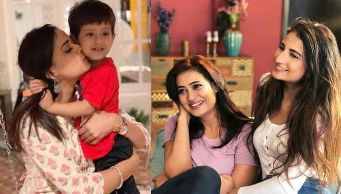 Shweta Tiwari Twinning With Her Kids, Palak Tiwari And Reyansh Kohli At A Wedding Is Winning Hearts