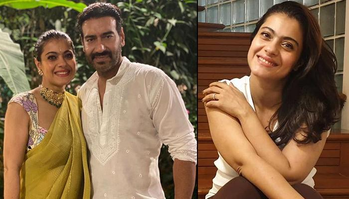 Kajol And Ajay Devgan's Different Versions Of Taking Selfie Is What Every Husband-Wife Can Relate To