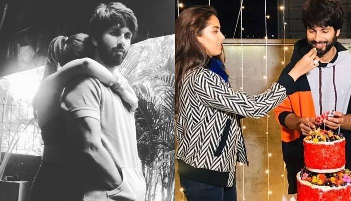 Mira Kapoor And Her Kids, Misha And Zain Twin In Black T-Shirts For Shahid Kapoor's Birthday Bash