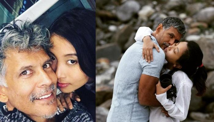 Milind Soman's Adorable Note For Wife Ankita Konwar Will Melt You Heart, Calls Her The Most Charming
