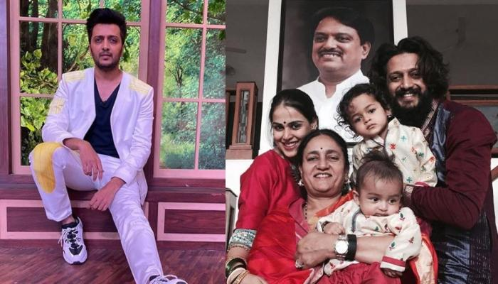 Riteish Deshmukh Opens Up On His Desire To Make A Biopic On His Late Father, Vilasrao Deshmukh