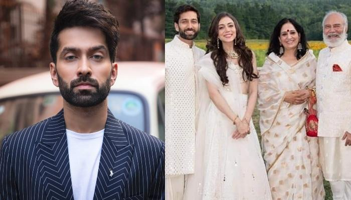 Nakuul Mehta Of 'Ishqbaaz' Fame Shares An Adorable Birthday Wish For His 'Pyaar Number 1'