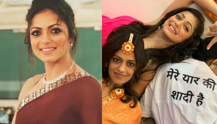 Drashti Dhami's 'Nanad', Shivani Khemka's Pre-Wedding Celebration Starts With A Mehendi Ceremony
