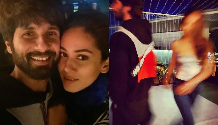 Shahid Kapoor's Explanation For Mira Kapoor's 'Blurry' Couple Picture Screams His Unconditional Love