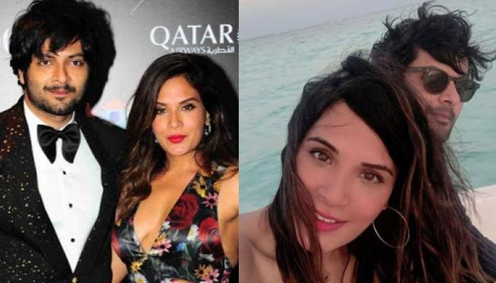 Ali Fazal Popped The Big Question To Richa Chadha And She Said 'Yes' During Their Trip To Maldives