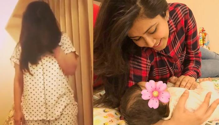 Ankita Bhargava Proves How Motherhood Made Her Silly With Hilarious Video, Pens 'Mentalhood' Journey