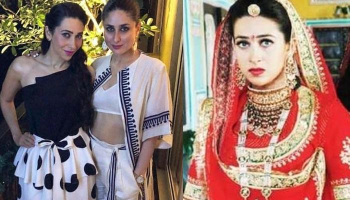Karisma Kapoor Might Come Together With Kareena Kapoor Khan For The Sequel Of Her Film 'Zubeidaa'