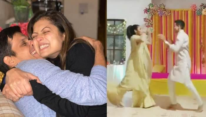 Drashti Dhami Grooves To 'Odhni' With Hubby, Niraj Khemka For Her Nanad's Sangeet Ceremony