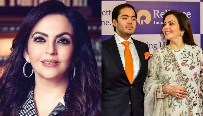 Nita Ambani Reveals How Much Pocket Money She Used To Give Akash, Isha, Anant To Make Them Value It