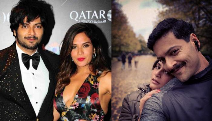 Ali Fazal And Richa Chadha's Official Application For Marriage Registration Surfaces On The Internet
