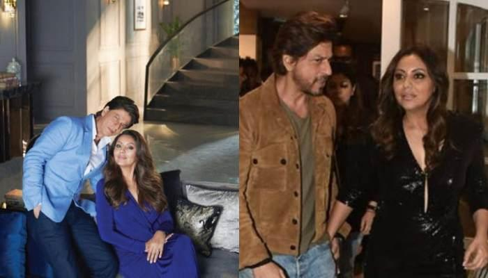 Shah Rukh Khan Surprises Gauri Khan As He Visits Her Store, Proving That He Is A Perfect Husband