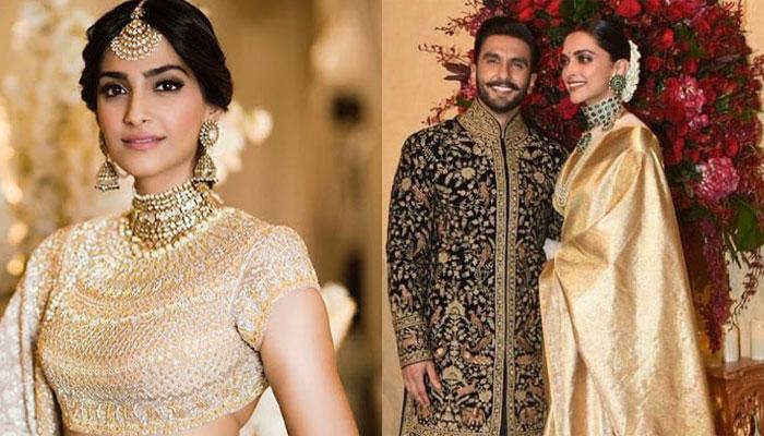 Six Bollywood Brides Who Donned Heirloom Bridalwear And Jewellery For Their Wedding Celebrations
