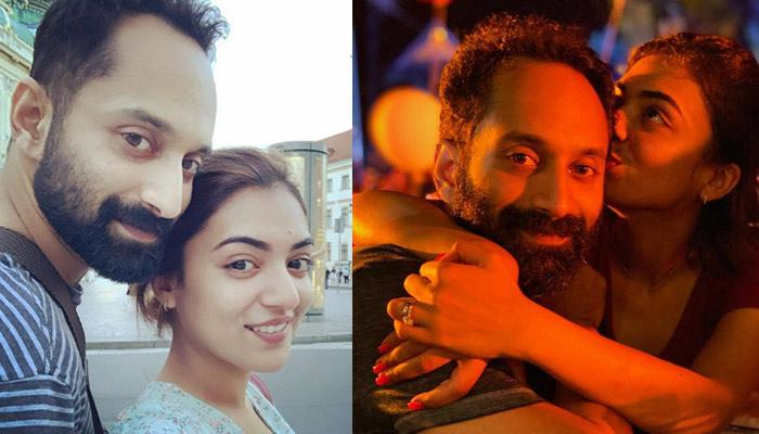 The Fairytale Love Story Of Fahadh Faasil And Nazriya Nazim, From Co-Stars To Life Partners