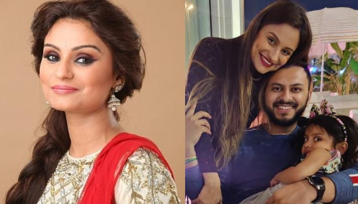 'Bigg Boss' Fame Actress, Dimpy Ganguly Celebrating 34 Weeks Of Her Pregnancy In Dubai With Family