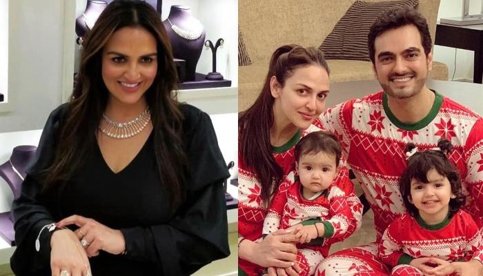 Esha Deol Takhtani Reveals How She And Her Husband, Bharat Takhtani Balance Out Work And Parenting