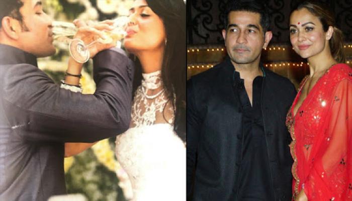 Amrita Arora Shares Unseen 'We Got This Baby' Wedding Photos With Shakeel Ladak On 11th Anniversary