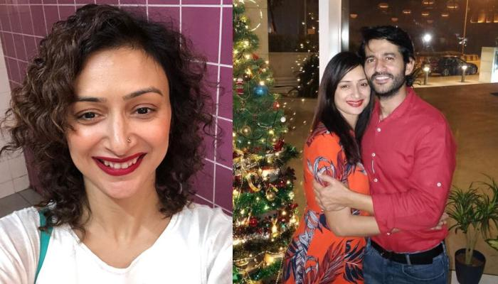 Gauri Pradhan Wishes Happy 45th Birthday To Hubby, Hiten Tejwani, Twins In White In A Cosy Picture