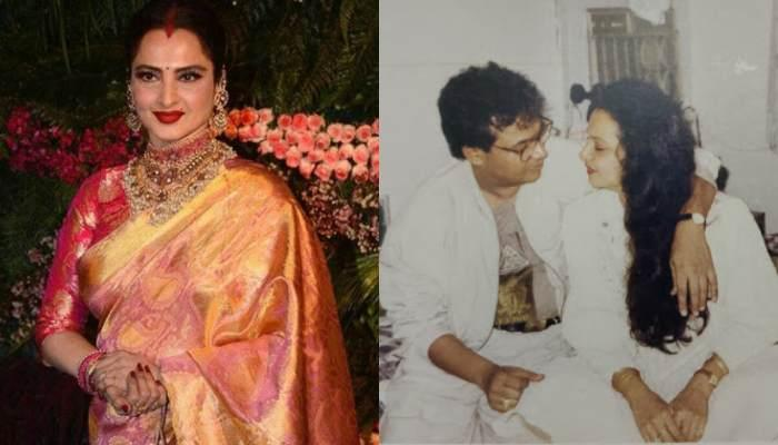 Rekha After Being 'The Other Woman', Married Mukesh Agarwal For Status Of A Wife, Ended Up In Tears
