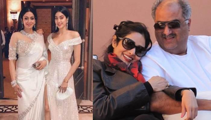 Janhvi Kapoor Shares An Unseen Picture Of Sridevi And Boney Kapoor, Makes Us Wish She Was Here