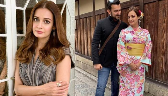 Dia Mirza Opens Up About People's Reaction Around Her Post Her Separation With Sahil Sangha