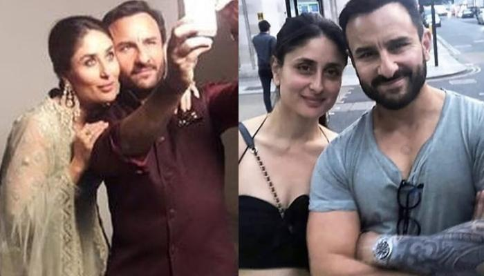 Kareena Kapoor Khan Shares Unseen Picture Of Her 'Love', Saif Ali Khan From Son, Taimur's Birthday