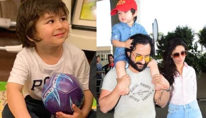 Taimur Ali Khan Gives Style Lesson To Mom, Kareena Kapoor Khan And Daddy, Saif Ali Khan