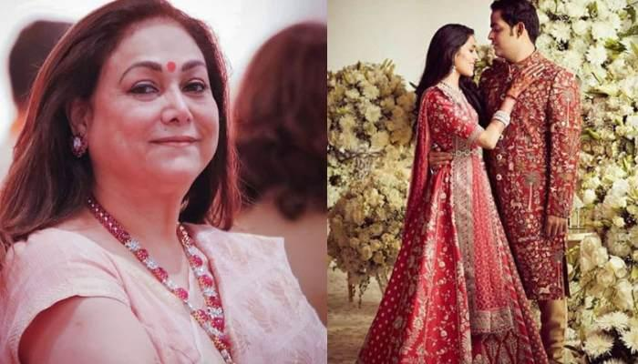 Tina Ambani Shares An Adorable Wish For Akash Ambani And Shloka Mehta On Their First Anniversary