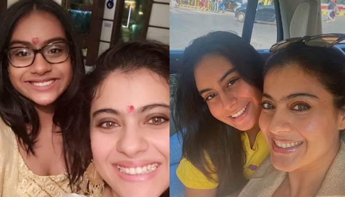 Kajol Shares Pictures Of Daughter, Nysa And We Couldn't Stop Gushing Over Their Striking Resemblance