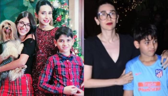 Karisma Kapoor's Son, Kiaan Raj Kapoor's Cake For His Tenth Birthday Is So Unique