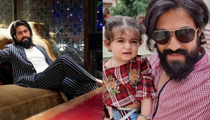 K.G.F. Star, Yash Shares A Picture Of Daughter, Ayra's Summer Look And Her Expressions Are Priceless