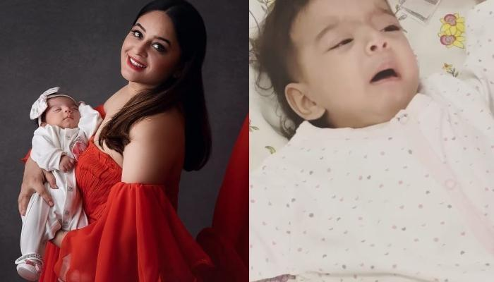 Mahhi Vij Shares Her Daughter, Tara Jay Bhanushali's Video Of Calling Her 'Mumma' For The First Time