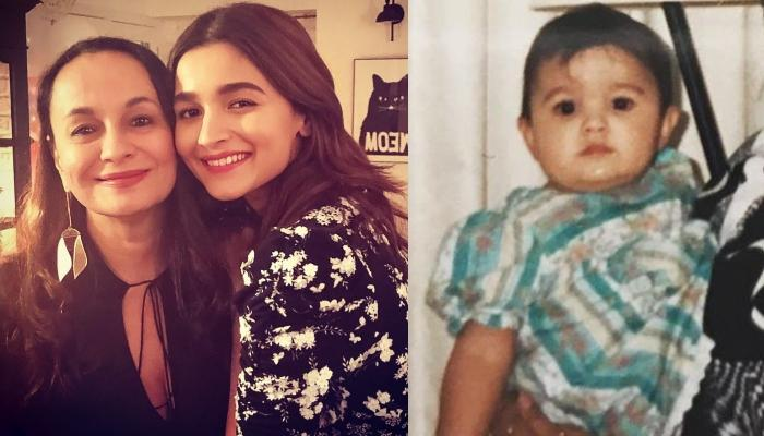 Alia Bhatt's Mother, Soni Razdan Shares Unseen Childhood Pictures Of The Actress On Her Birthday