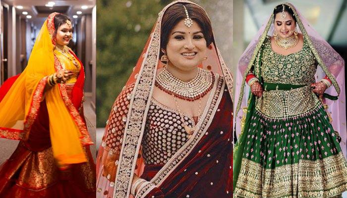 The Plus-Sized Brides Who Wore Stunning Unconventional Outfits On Their Wedding Day