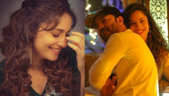 Ankita Lokhande 'Holds On To Her Heartbeat', Vicky Jain And Can't Take Her Eyes Off Her Boyfriend