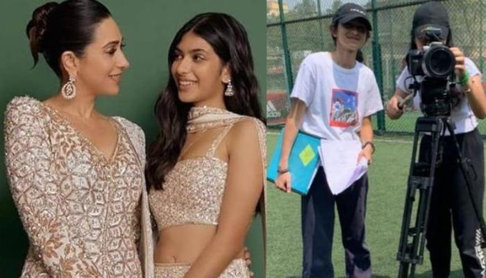 Karisma Kapoor's Daughter, Samaira Team-Ups With Ananya Panday's Sister, Rysa For A Short Film, Daud
