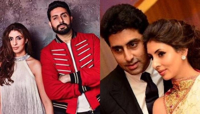Abhishek Bachchan On Shweta Nanda's Birthday Proves How She's Trying To Be A Diva Since Childhood